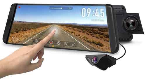 AUTO-VOX X2 Mirror Dash Cam