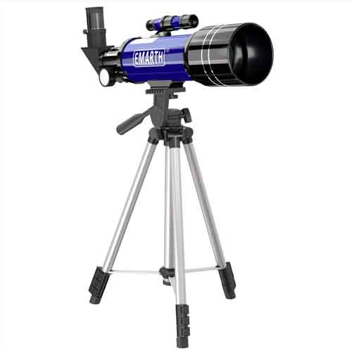 Emarth Travel 70mm Astronomical Refracter Telescope