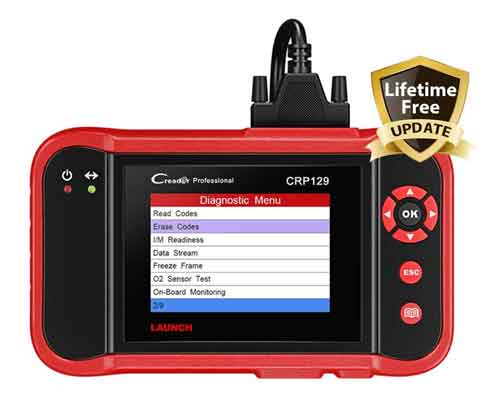 Launch CRP129 OBD2 Scanner