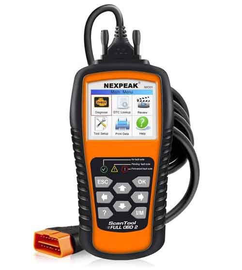 NEXPEAK OBD2 Scanner