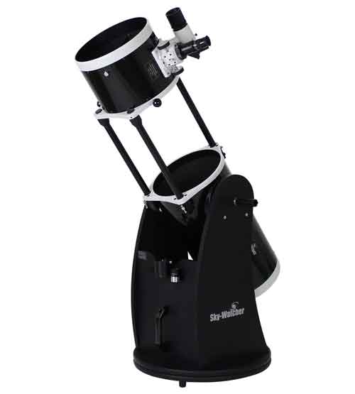 Sky-Watcher 10 Inch Collapsible Dobsonian Telescope