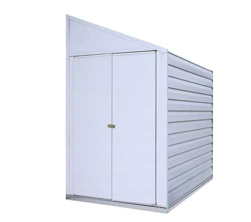 Arrow Yardsaver Compact Storage Shed