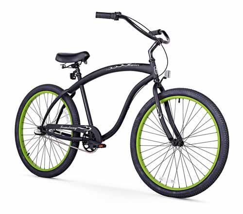 Firmstrong Bruiser Man Beach Cruiser Bicycle