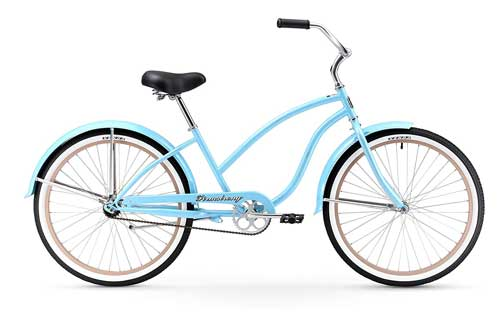 Firmstrong Chief Lady Beach Cruiser Bicycle
