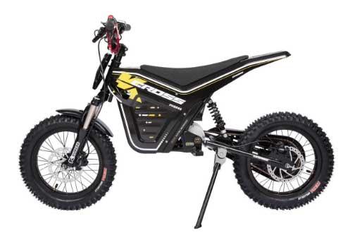Kuberg 2021 Cross Electric MX Bike