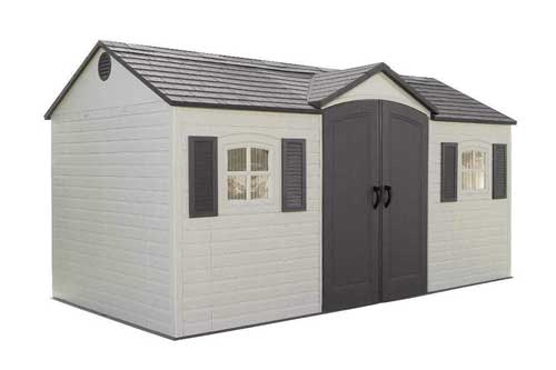 Lifetime Outdoor Storage Shed 6446