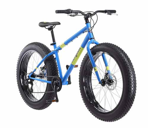 Mangoose Dolomite Fat Tire Bike