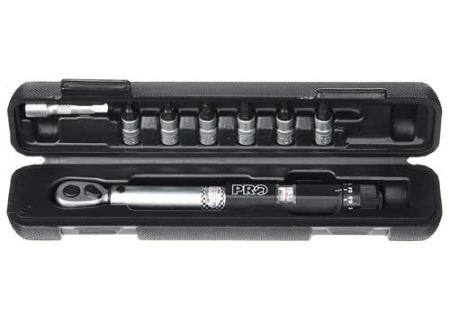 PRO Shimano Torque Wrench System