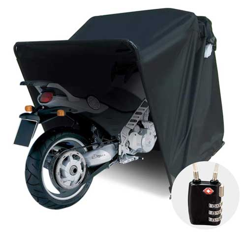 Quictent Heavy Duty Motorcycle Shed