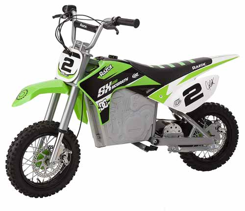 Razor Dirt Rocket SX500 McGrath