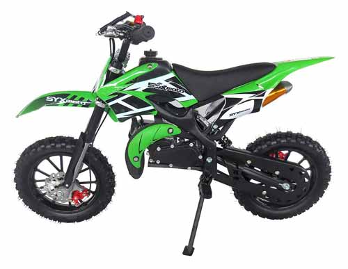 SYX Moto Holeshot 50cc Mini Dirt Bike