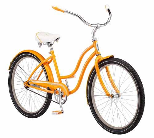 Schwinn Women's Talia Cruiser 26 Inch Wheel Bicycle