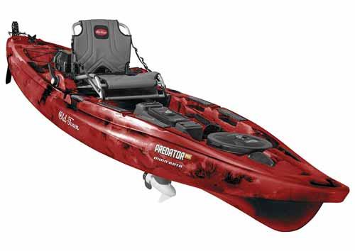 Old Town Predator MK Fishing Kayak