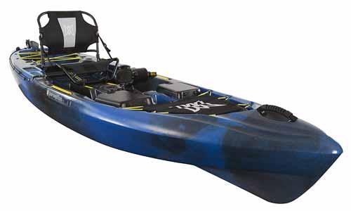 Perception Pescador Pilot 12 Fishing Kayak