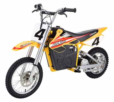 Razor MX 650 Electric Dirt Rocket