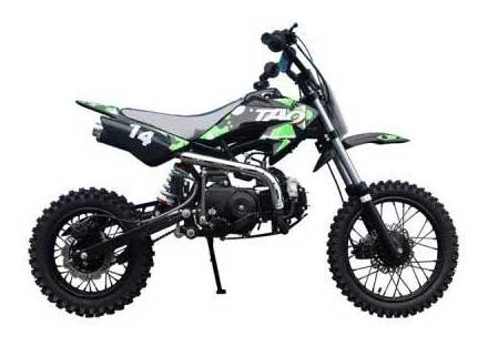 Taotao DB14 110cc Dirt Bike