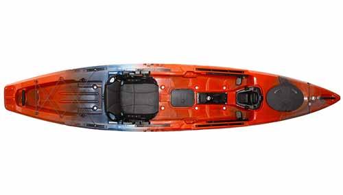 Wilderness Systems Radar 135 Fishing Kayak